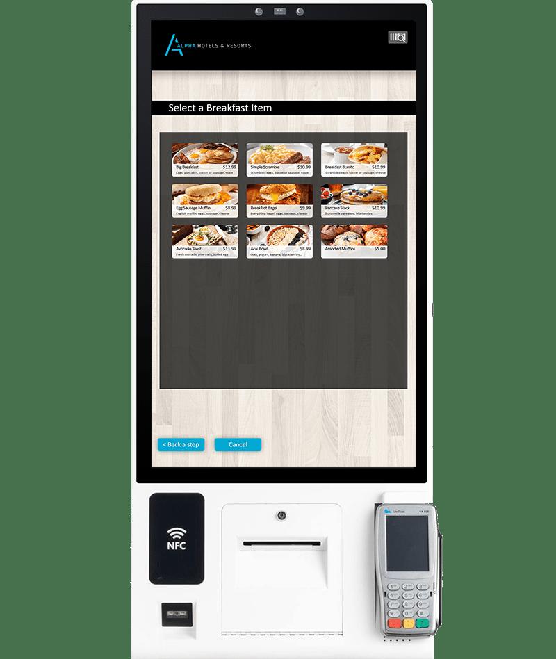 rGuest Buy Kiosk